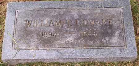 COWART, WILLIAM T. - Washington County, Arkansas | WILLIAM T. COWART - Arkansas Gravestone Photos