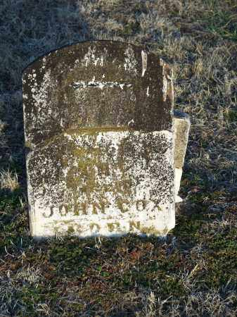 COX, NANCY - Washington County, Arkansas | NANCY COX - Arkansas Gravestone Photos