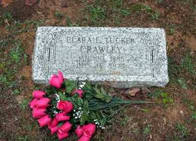 TUCKER CRAWLEY, CLARA E. - Washington County, Arkansas | CLARA E. TUCKER CRAWLEY - Arkansas Gravestone Photos