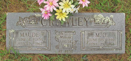 CRAWLEY, MARLOW ORAL - Washington County, Arkansas | MARLOW ORAL CRAWLEY - Arkansas Gravestone Photos