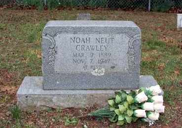 CRAWLEY, NOAH NEUT - Washington County, Arkansas | NOAH NEUT CRAWLEY - Arkansas Gravestone Photos