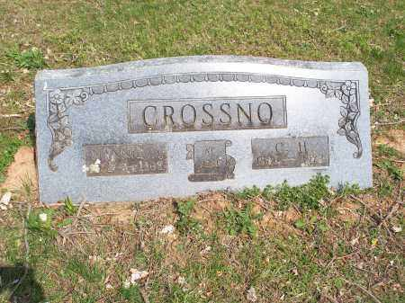 CROSSNO, NANNIE A. - Washington County, Arkansas | NANNIE A. CROSSNO - Arkansas Gravestone Photos