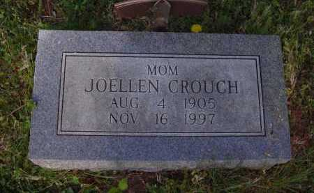 CROUCH, JOELLEN - Washington County, Arkansas | JOELLEN CROUCH - Arkansas Gravestone Photos