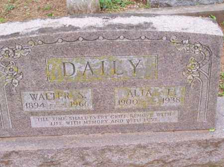 DAILY, ALTA E. - Washington County, Arkansas | ALTA E. DAILY - Arkansas Gravestone Photos