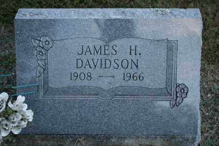 DAVIDSON, JAMES H. - Washington County, Arkansas | JAMES H. DAVIDSON - Arkansas Gravestone Photos