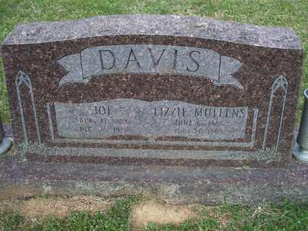 DAVIS, JOE - Washington County, Arkansas | JOE DAVIS - Arkansas Gravestone Photos