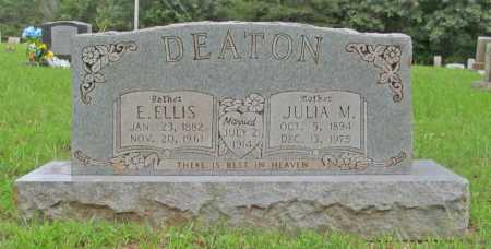 DEATON, JULIA M. - Washington County, Arkansas | JULIA M. DEATON - Arkansas Gravestone Photos