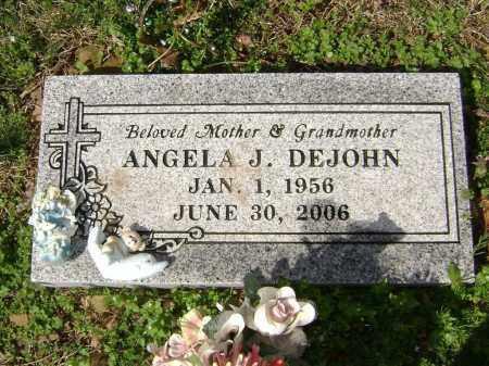 DEJOHN, ANGELA J. - Washington County, Arkansas | ANGELA J. DEJOHN - Arkansas Gravestone Photos
