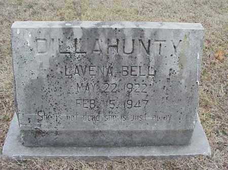 DILLAHUNTY, LAVENA BELL - Washington County, Arkansas | LAVENA BELL DILLAHUNTY - Arkansas Gravestone Photos