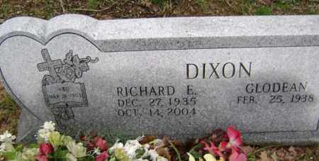 DIXON, RICHARD E. - Washington County, Arkansas | RICHARD E. DIXON - Arkansas Gravestone Photos