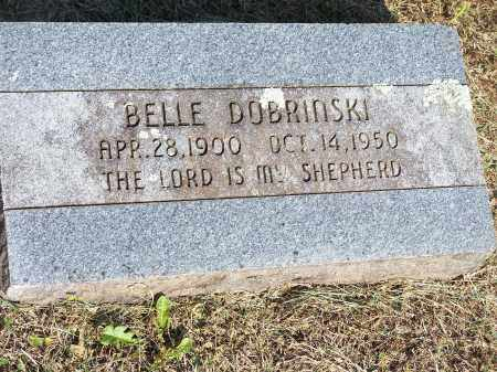DOBRINSKI, BELLE - Washington County, Arkansas | BELLE DOBRINSKI - Arkansas Gravestone Photos