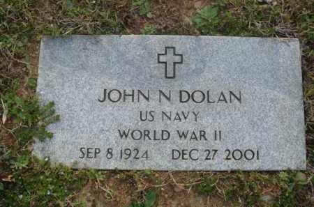 DOLAN  (VETERAN WWII), JOHN N. - Washington County, Arkansas | JOHN N. DOLAN  (VETERAN WWII) - Arkansas Gravestone Photos