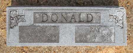 DONALD, MARY - Washington County, Arkansas | MARY DONALD - Arkansas Gravestone Photos