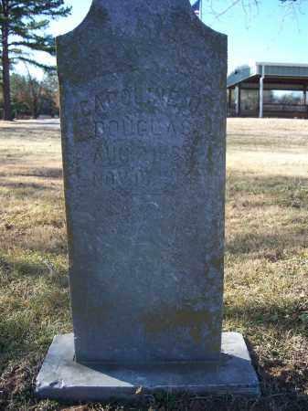 DOUGLAS, CAROLINE D. - Washington County, Arkansas | CAROLINE D. DOUGLAS - Arkansas Gravestone Photos