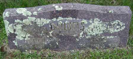 DOWNS, HIRAM - Washington County, Arkansas | HIRAM DOWNS - Arkansas Gravestone Photos
