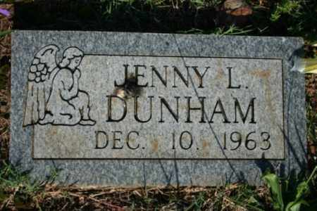 DUNHAM, JENNY LORRAINE - Washington County, Arkansas | JENNY LORRAINE DUNHAM - Arkansas Gravestone Photos