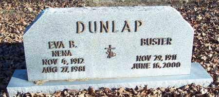 DUNLAP, BUSTER - Washington County, Arkansas | BUSTER DUNLAP - Arkansas Gravestone Photos
