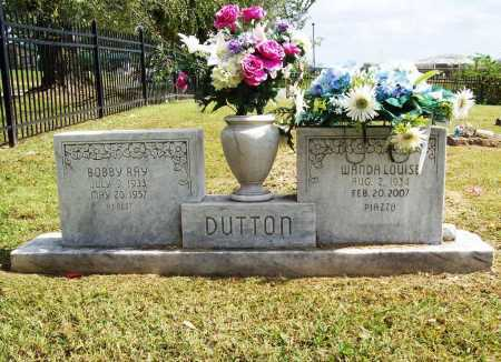 DUTTON, WANDA LOUISE - Washington County, Arkansas | WANDA LOUISE DUTTON - Arkansas Gravestone Photos