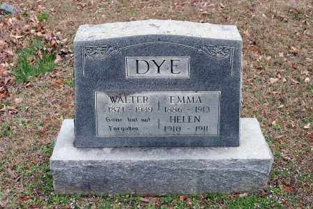 DYE, EMMA - Washington County, Arkansas | EMMA DYE - Arkansas Gravestone Photos