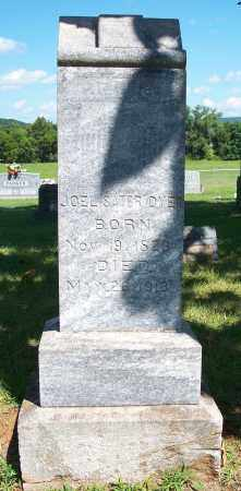 DYER, JOEL SATER - Washington County, Arkansas   JOEL SATER DYER - Arkansas Gravestone Photos