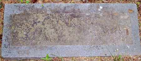 ECKER, MARY - Washington County, Arkansas | MARY ECKER - Arkansas Gravestone Photos