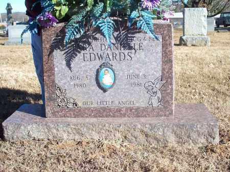 EDWARDS, TARA DANIELLE - Washington County, Arkansas | TARA DANIELLE EDWARDS - Arkansas Gravestone Photos