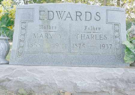 "KEY EDWARDS, MARY ALICE ""MOLLIE"" - Washington County, Arkansas 
