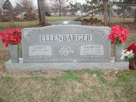 ELLENBARGER, RAYMOND - Washington County, Arkansas | RAYMOND ELLENBARGER - Arkansas Gravestone Photos