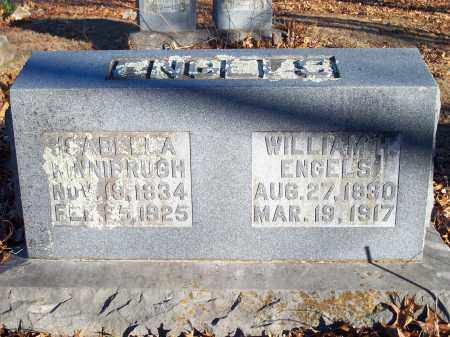 KINNIBRUGH ENGELS, ISABELLA - Washington County, Arkansas | ISABELLA KINNIBRUGH ENGELS - Arkansas Gravestone Photos