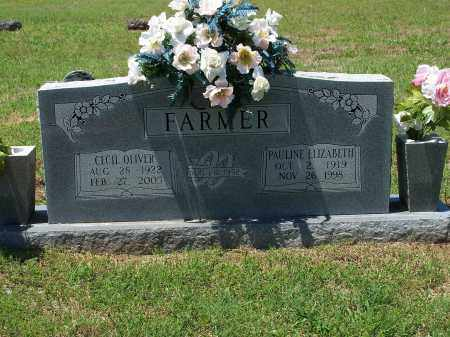 THURMAN FARMER, PAULINE ELIZABETH - Washington County, Arkansas | PAULINE ELIZABETH THURMAN FARMER - Arkansas Gravestone Photos