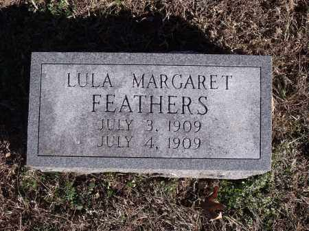 FEATHERS, LULA MARGARET - Washington County, Arkansas | LULA MARGARET FEATHERS - Arkansas Gravestone Photos