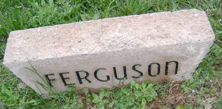 FERGUSON, UNKNOWN - Washington County, Arkansas | UNKNOWN FERGUSON - Arkansas Gravestone Photos