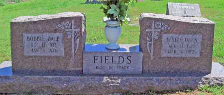 FIELDS, LESLIE DEAN - Washington County, Arkansas | LESLIE DEAN FIELDS - Arkansas Gravestone Photos