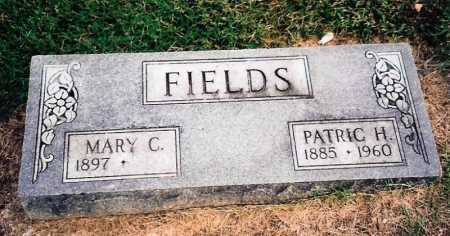 FIELDS, MARY CARMON - Washington County, Arkansas | MARY CARMON FIELDS - Arkansas Gravestone Photos