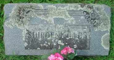 FIELDS, SHIRDEN - Washington County, Arkansas | SHIRDEN FIELDS - Arkansas Gravestone Photos