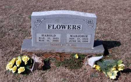 FLOWERS, HAROLD - Washington County, Arkansas | HAROLD FLOWERS - Arkansas Gravestone Photos