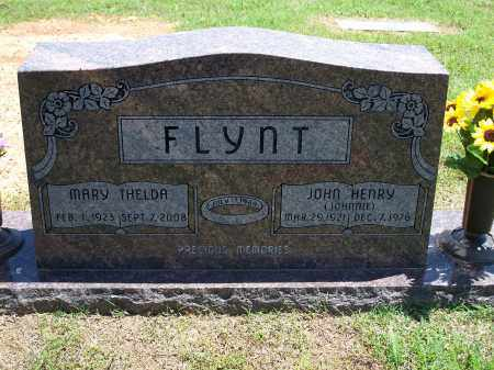 FLYNT, MARY THELDA - Washington County, Arkansas | MARY THELDA FLYNT - Arkansas Gravestone Photos