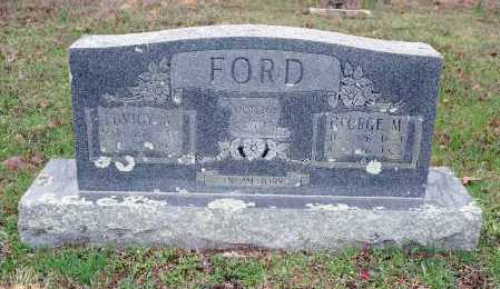 FORD, GEORGE M. - Washington County, Arkansas | GEORGE M. FORD - Arkansas Gravestone Photos