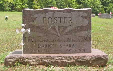 FOSTER, MARION SHARPE - Washington County, Arkansas | MARION SHARPE FOSTER - Arkansas Gravestone Photos