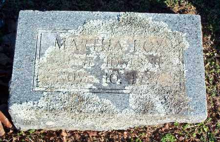 FOX, MARTHA - Washington County, Arkansas | MARTHA FOX - Arkansas Gravestone Photos