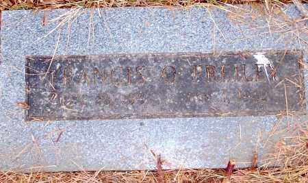 FREILEY, FRANCIS O. - Washington County, Arkansas | FRANCIS O. FREILEY - Arkansas Gravestone Photos