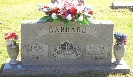GABBARD, JAMES ELMER - Washington County, Arkansas | JAMES ELMER GABBARD - Arkansas Gravestone Photos
