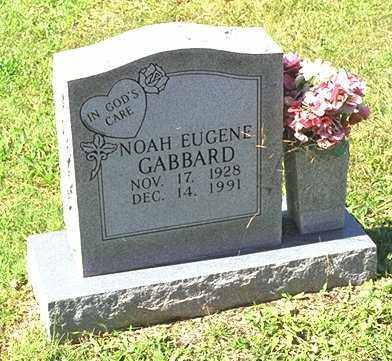 GABBARD, NOAH EUGENE - Washington County, Arkansas | NOAH EUGENE GABBARD - Arkansas Gravestone Photos
