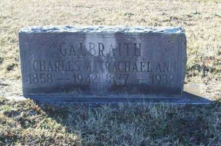 GALBRAITH, CHARLES M. - Washington County, Arkansas | CHARLES M. GALBRAITH - Arkansas Gravestone Photos