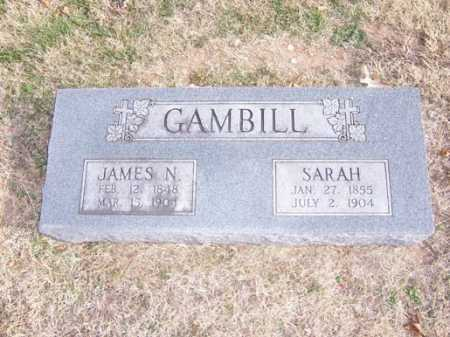 GAMBILL, SARAH - Washington County, Arkansas | SARAH GAMBILL - Arkansas Gravestone Photos