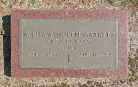 GARRETT (VETERAN KOR), WILLIAM NOLEN - Washington County, Arkansas | WILLIAM NOLEN GARRETT (VETERAN KOR) - Arkansas Gravestone Photos