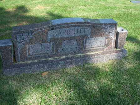 GARRIOTT, EARL E. - Washington County, Arkansas | EARL E. GARRIOTT - Arkansas Gravestone Photos