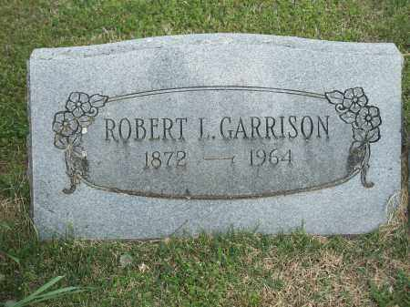 GARRISON, ROBERT L. - Washington County, Arkansas | ROBERT L. GARRISON - Arkansas Gravestone Photos