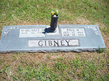 GIBNEY, PAUL H. - Washington County, Arkansas | PAUL H. GIBNEY - Arkansas Gravestone Photos