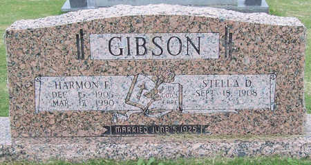 DAVIS GIBSON, NORA STELLA - Washington County, Arkansas | NORA STELLA DAVIS GIBSON - Arkansas Gravestone Photos
